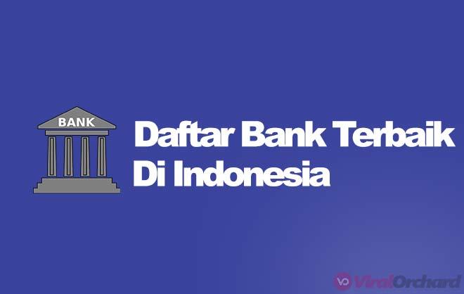 Bank Terbaik di Indonesia