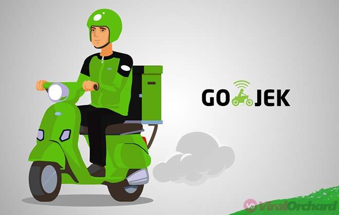 Sistem Gaji Driver Gojek