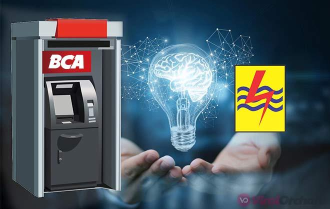 Cara Bayar Listrik di ATM BCA