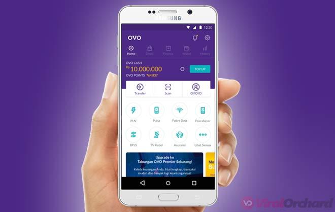 Cara Mengajukan Akun OVO PayLater