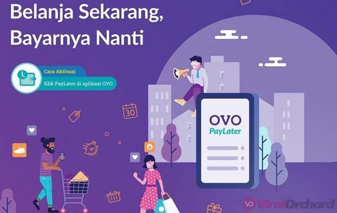 Cara Mengaktifkan OVO PayLater Secara Mudah