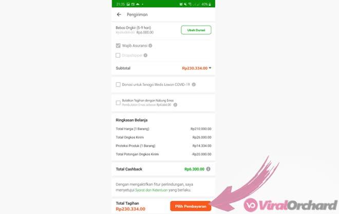 Memiliki Pembayaran Tokopedia Via Indomaret
