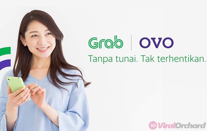 Tutorial Cara Mengisi OVO Grab