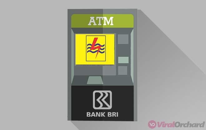 Cara Bayar Listrik Lewat ATM BRI Secara Mudah