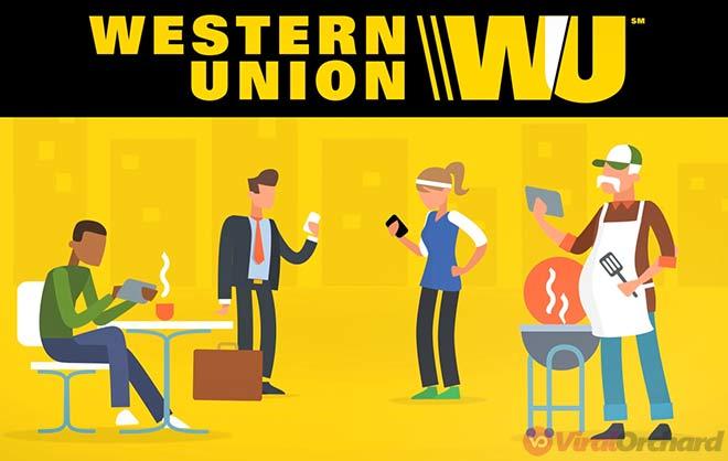 Cara Mengambil Uang di Western Union