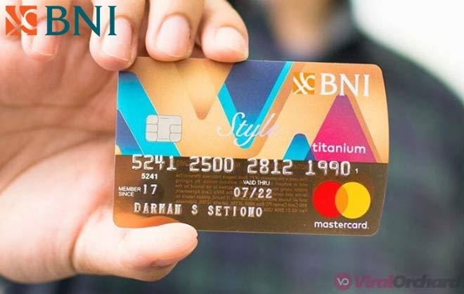 Jenis Jenis Kartu Kredit BNI