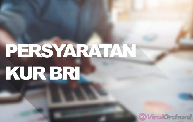 13 Syarat Pengajuan KUR BRI 2021 : Mikro, Ritel & TKI ...