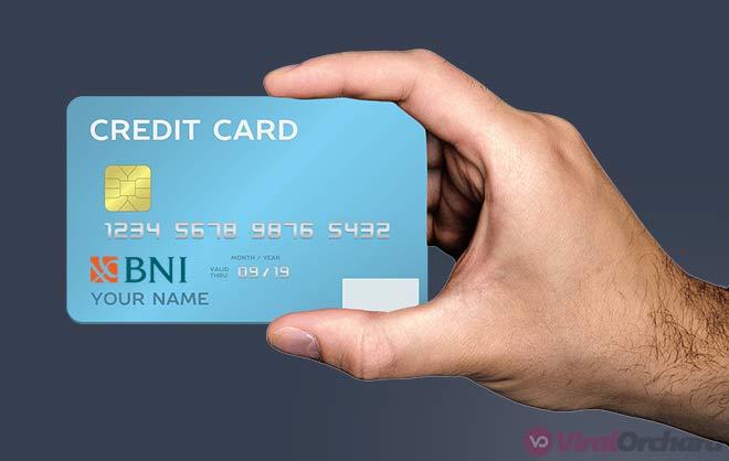 Proses Pembuatan Kartu Kredit BNI