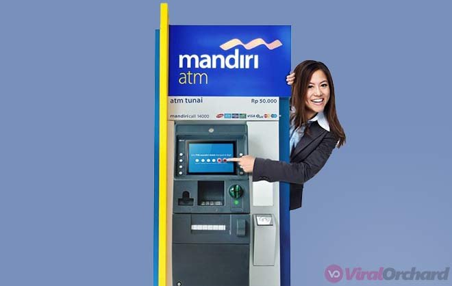 ATM Mandiri Terdekat