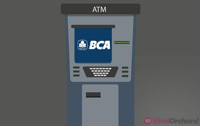 Cara Mengambil Uang Di ATM BCA