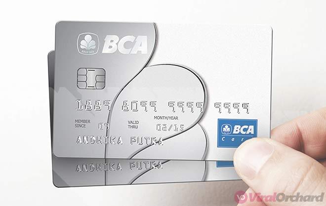 Limit Tarik Tunai Kartu Kredit BCA