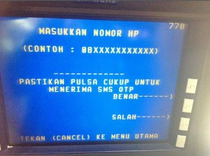 Mandiri Mobile Banking