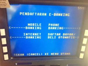 Mobile Banking Mandiri