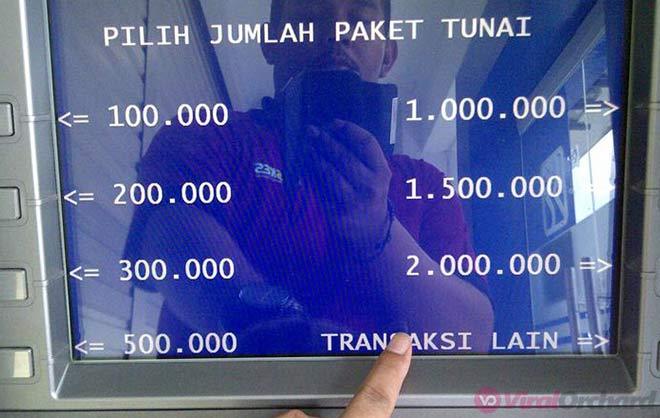 Nominal Tarik Tunai ATM BCA
