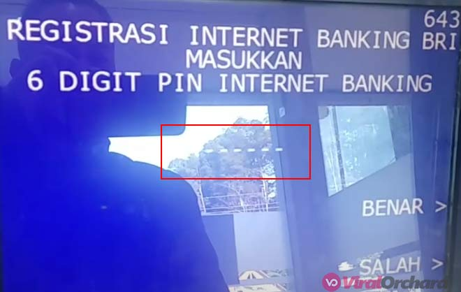 Pin Internet Banking BRI