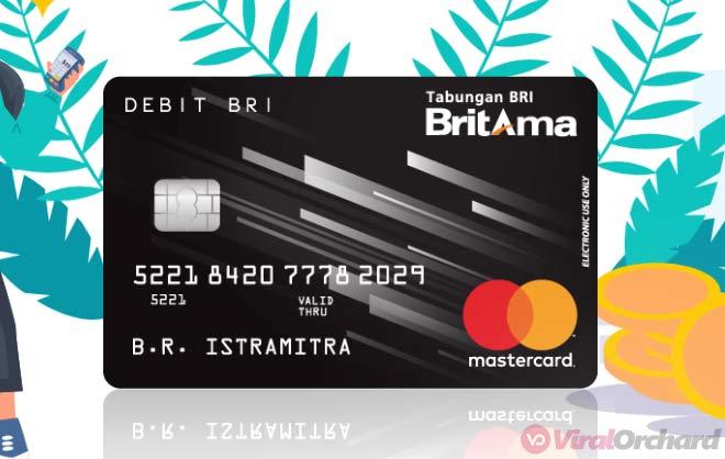 Biaya Admin Bank BRI