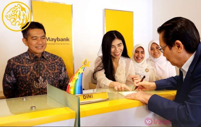 Cara Buka Rekening Tabungan Maybank