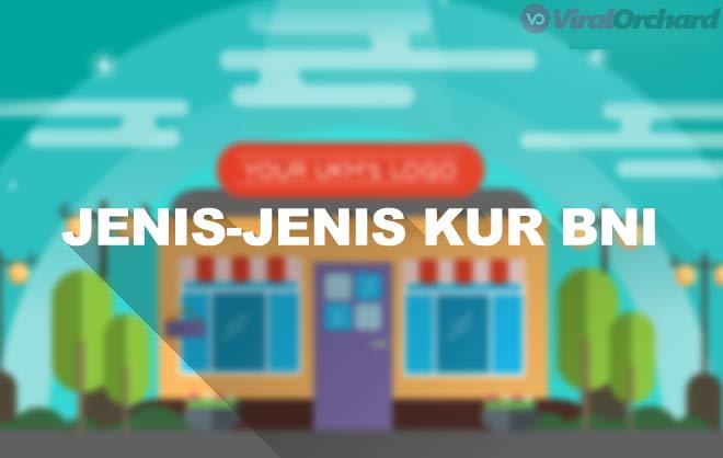 JENIS JENIS KUR BANK BNI