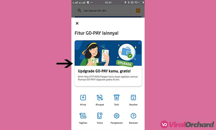 Cara Mendapatkan Akun GoPay Plus