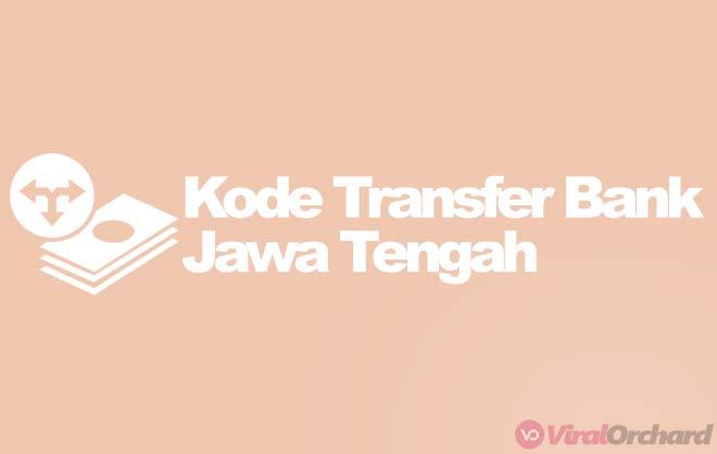 Kode Bank Jateng