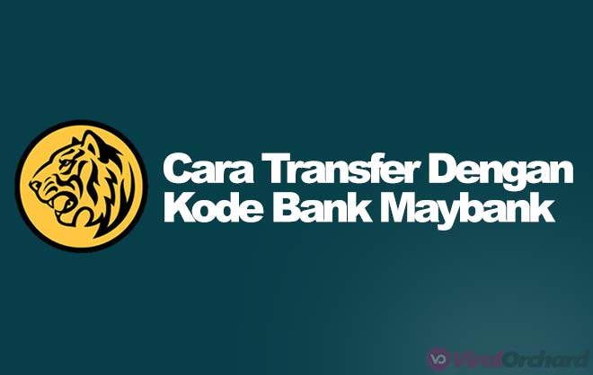 Kode Bank Maybank