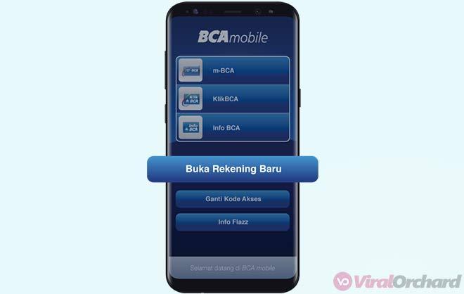 Cara Buka Rekening BCA Baru Online