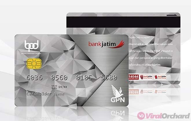 Cara Membuat ATM Bank Jatim