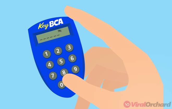 Cara Mendapatkan Token Internet Banking BCA