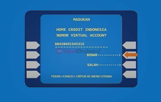 Cara Bayar Tagihan Home Credit Lewat ATM Mandiri