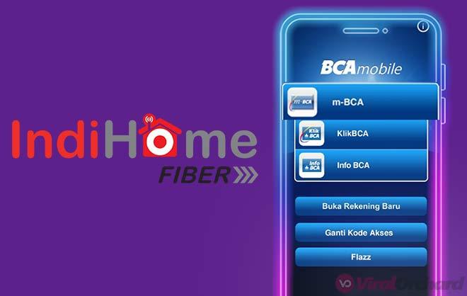 Cara Bayar WiFi Indihome Lewat M-Banking