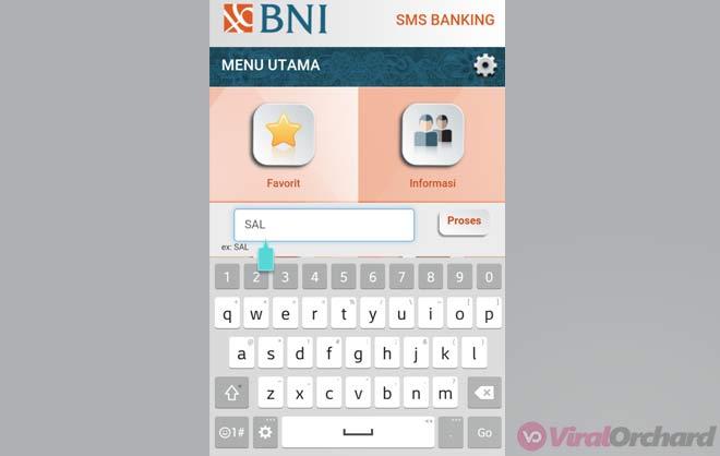 Cara Cek Saldo ATM BNI Lewat SMS Banking