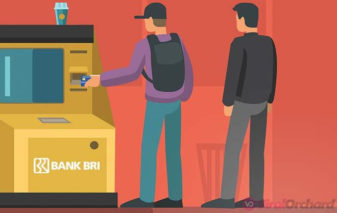 Cara Cek Saldo Rekening BRI d ATM