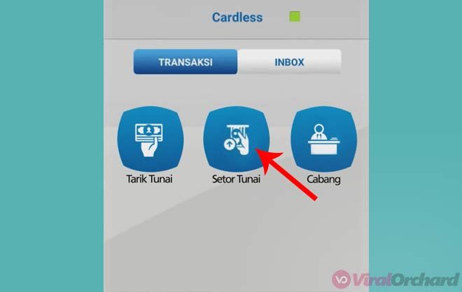 Cara Setor Tunai ATM BCA Tanpa Kartu ATM