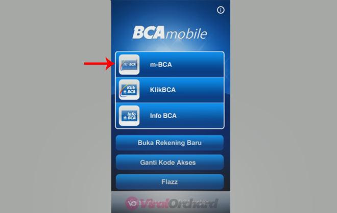 Cara Tarik Tunai Tanpa Kartu Lewat BCA Mobile
