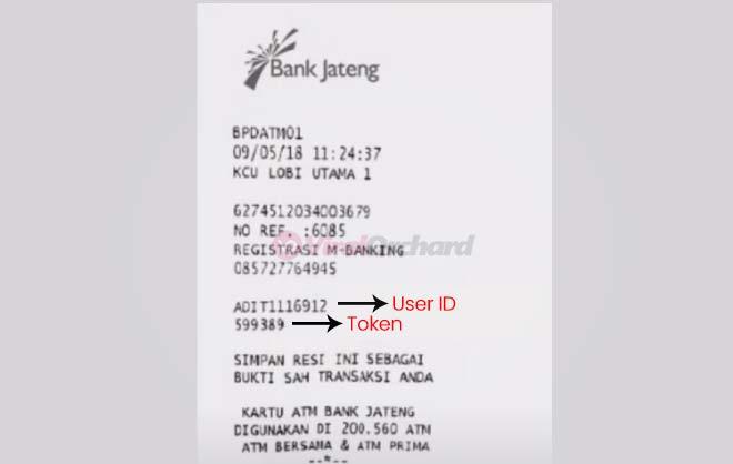 Cara Mengaktifkan Internet Banking BCA di ATM