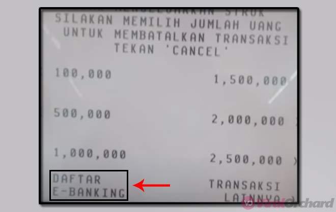 Daftar E-Banking BCA