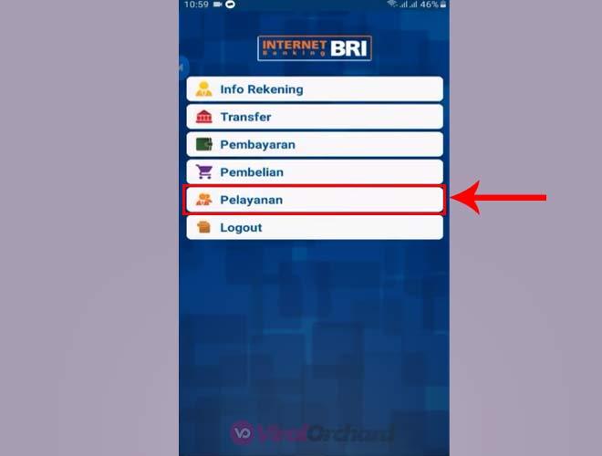 Cara Enable Kartu ATM BRI Disable Via Internet Banking
