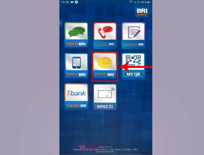 Cara Mengaktifkan Kartu ATM BRI Disable Via Internet Banking