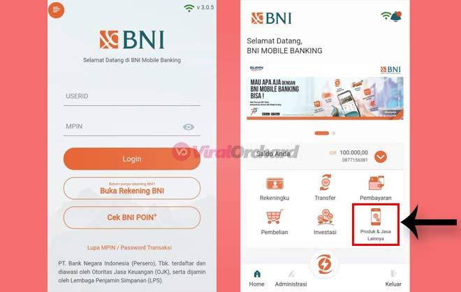 Cara Mengganti PIN ATM BNI Lewat Hp