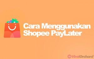Cara Menggunakan Shopee PayLater