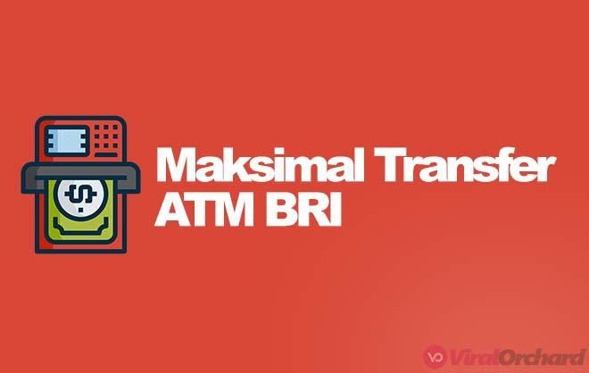 Maksimal Transfer ATM BRI