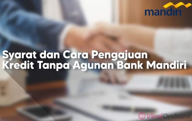 Pinjaman KTA Bank Mandiri