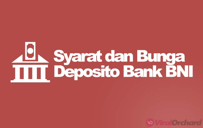 Bunga Deposito BNI