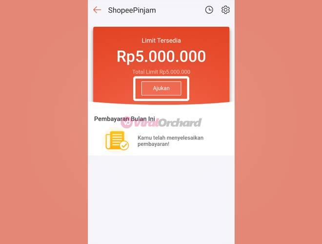 Cara Ajukan Pinjaman Shopee Pinjam