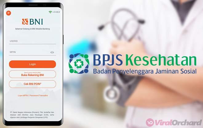 Cara Bayar BPJS Kesehatan Lewat Mobile Banking BNI