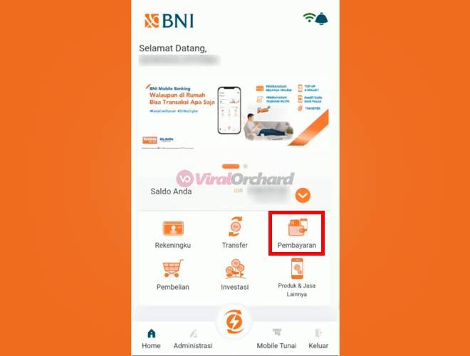 Cara Membayar BPJS Lewat M-Banking BNI