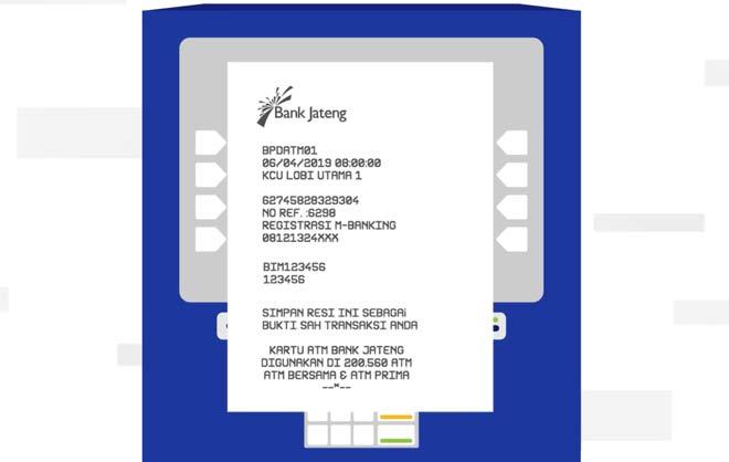 Cara Membuat Internet Banking Bank Jateng