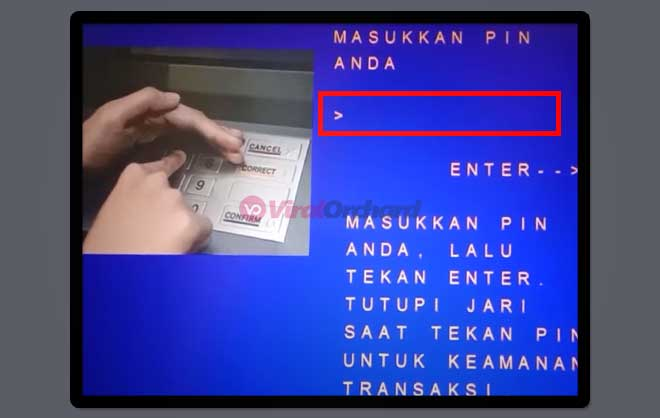 Cara Bayar Tagihan Indihome Lewat ATM Mandiri
