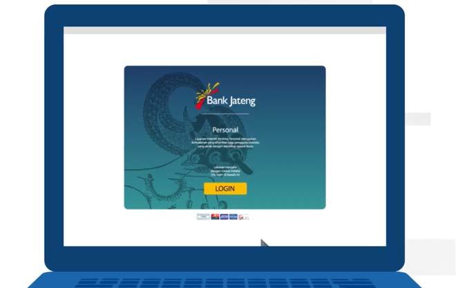 Situs Internet Banking Bank Jateng