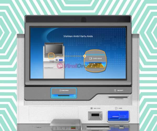 Ambil Kartu ATM